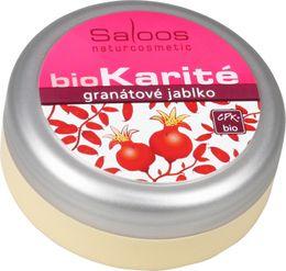 BIO KARITÉ GRANÁTOVÉ JABLKO, Saloos