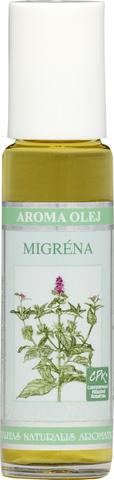 AROMAOLEJ MIGRÉNA, Nobilis Tilia