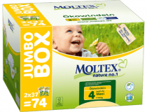 EKOPLIENKY MAXI 7 - 18 kg jumbo box, Moltex