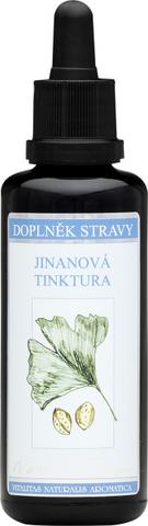 GINKGOVÁ TINKTÚRA, Nobilis Tilia