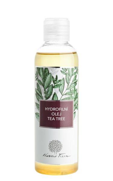 HYDROFILNÝ OLEJ S TEA TREE, Nobilis Tilia