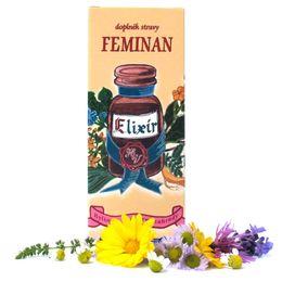 TINKTÚRA FEMINAN ELIXÍR, Herba Vitalis